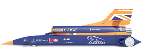BLOODHOUND SSC