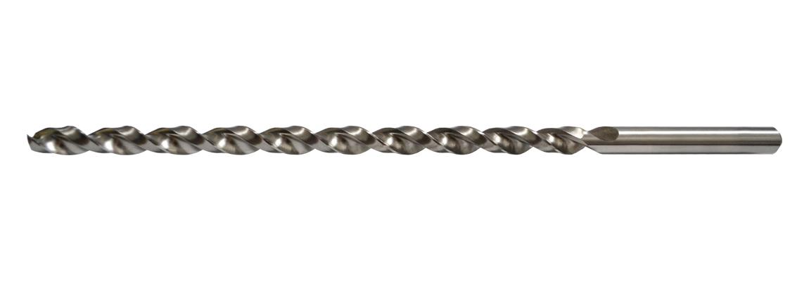 UDL Extra Length Drills - HSS-Co5 - Bright Finish