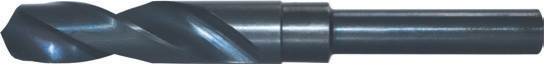 Reduced Shank (Electricians) Drills – HSS – Blue Finish