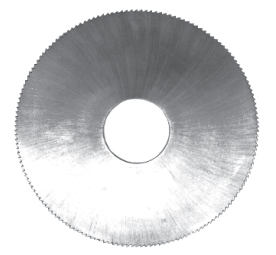 Slitting Saws – Fine Pitch – HSS