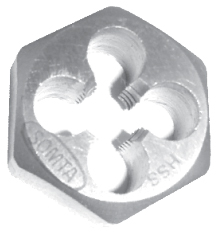 Terrajas hexagonales - BSW - HSS