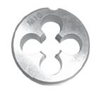 Circular Solid Dies – Metric Fine – HSS
