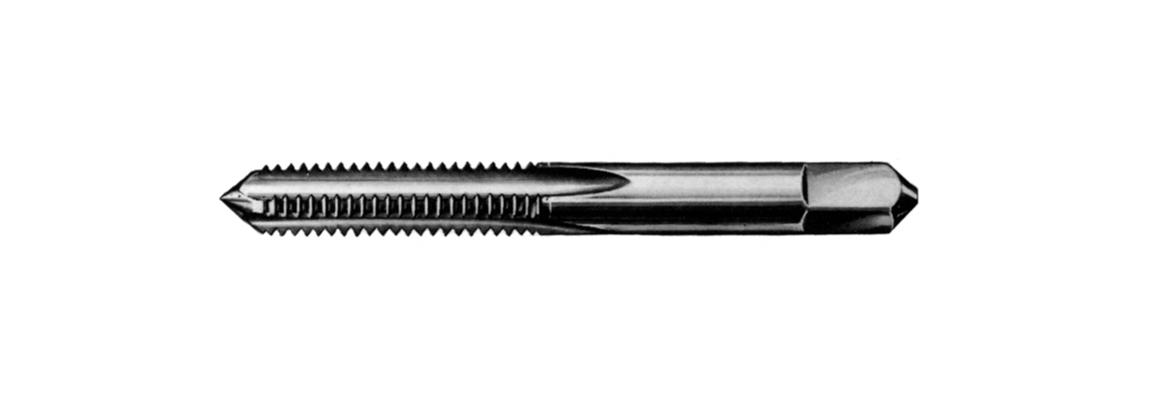 Hi-Cut Juegos de machos cortos de roscado a mano de acero al carbono – BA