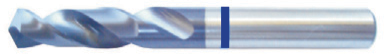 Blue Band RF Stub Drills – HSS-Co5 – TiAlN Coated