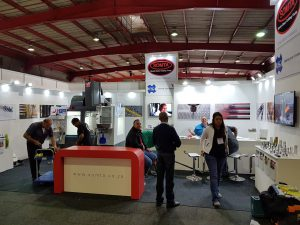 Machine Tools Africa Show Setup