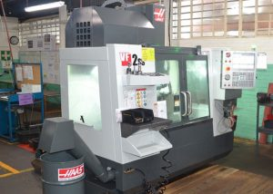 Haas VF2 SS CNC milling machine
