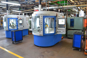 Somta Tools have installed two 5-axis TGT V2 Advance Maxima CNC tool and cutter grinders that will be used to manufacture HSS tooling