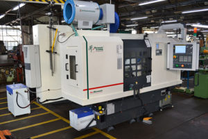 Another addition in the Somta Tools HSS factory is a Micromatic SM40 CNC Cylindrical Grinder. This machine is suitable for grinding medium size components in mass or batch production volumes