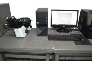 On the metrology side Somta Tools have purchased a Nikon Eclipse MA100N, a compact inverted microscope designated for bright field and simple polarising observations