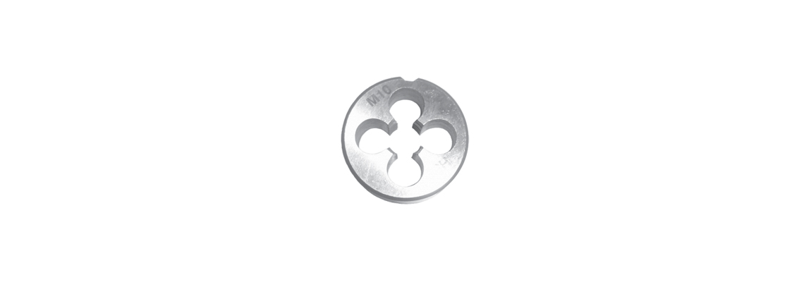 Неразрезные цилиндрические плашки – NPT – HSS